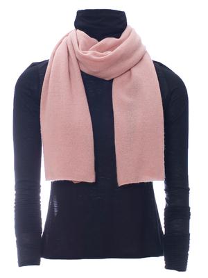 Большой базовый кашемировый шарф от ESISTO _ E181007