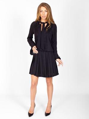 Платье с удлиненной талией от Babylon _ B791005
