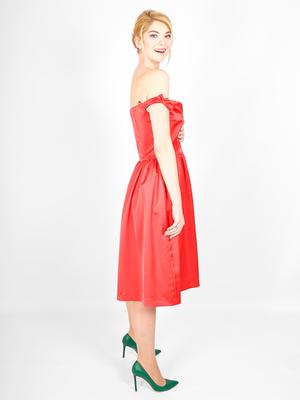 Платье атласное от IMPERIAL _ I027749