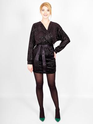 Платье мини бархатное от IMPERIAL _ I002041