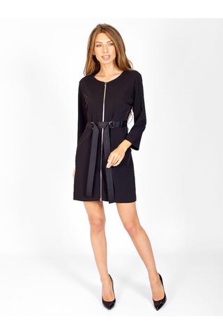 Платье на молнии от LA HAINE _ L018274