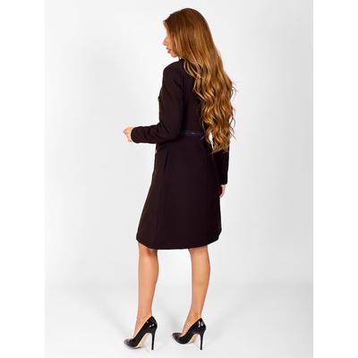 Пальто с молниями от LA HAINE _ L018374