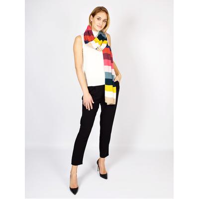 Кашемировый шарф в полоску от REPEAT _ R700130