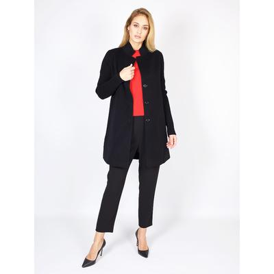 Шерстяное пальто с карманами от REPEAT _ R800026