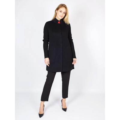 Шерстяное пальто с карманами от REPEAT _ R800026Шерстяное пальто с карманами от REPEAT _ R800026